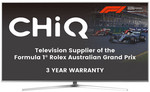 "CHIQ U58E7 58"" UHD LED TV $499 + Delivery Costs or Free Instore Pickup @ Bing Lee"
