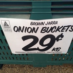 [QLD] Whole Peeled Tomatoes $0.49 /Can, Roma Tomatoes $0.99 kg, Brown Onions $0.29 kg @ Northside Discount Fruit Barn (Rothwell)