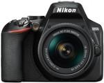 Nikon D3500 DSLR Camera with 18-55mm Lens Kit $448 @ Harvey Norman