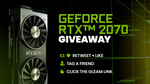 Win an NVIDIA GeForce RTX 2070 Graphics Card Worth $999 from NOD