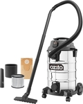 Ozito 1200W 35L Wet and Dry Vacuum with Power Take off $69 @ Bunnings