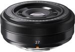Fujifilm XF 27mm F/2.8 Pancake Lens $249 ($99 after Cashback), 60mm F/2.4 R Macro Lens $768 ($268 after CB) @ Camera Electronic