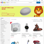 $5 off Australian Sellers ($20 Min Spend) (Eligible Items Only) @ eBay