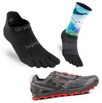 Injinji Socks 20% off + Free Socks with Altra Running Shoes @ Winning Arena