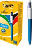 BIC 4 Colour Pen 12pk $22.02 + Delivery ($0 with Prime / $39 Spend) @ Amazon Australia