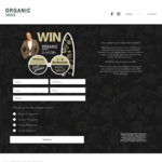 Win a Dining Experience with Neale Whitaker in Sydney for 2 Worth $6,000 or 1 of 5 Surfboards Worth $700 from Organic Choice