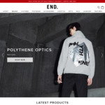Extra 20% off Sale @ END. Clothing