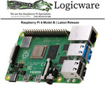Raspberry Pi 4 4GB $90.58 Delivered @ Logicware via eBay