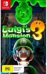 [Switch] Luigi's Mansion 3 $61.20 + Delivery (Free C&C) & More @ Harvey Norman