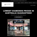 [WA] 50% off All Swarovski Crystal Products @ BlackBox Jewellers (Westfield Carousel, Perth)