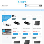 [Refurb[ Black Friday - 40% off Eufy Security 3 Pack $629.40 @ My Anker