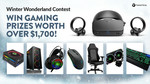 Fanatical Winter Wonderland Contest - Game Chair, VR Headset, Accessories + Game Keys