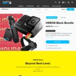 GoPro HERO8 Black Bundle AU $599.95 (RRP $679.95) Free Shipping @ GoPro