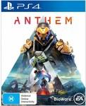 [PS4, XB1] Anthem $5 Delivered (No C&C) @ Harvey Norman