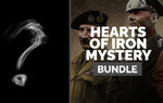 [PC] Steam - Hearts of Iron Mystery Bundle PC $5.97 with code, $7.66 without code @ Green Man Gaming
