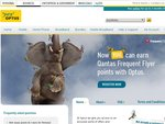 Earn Two Qantas Frequent Flyer Points on Every Dollar Spent on Optus Services