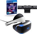 PS VR Starter Kit $249 @ Sony Store
