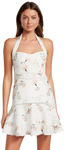Arianna Lace Up Halter Mini Dress $19.95 (Was $119.99) + Shipping (Free >$70) @ Myer Online