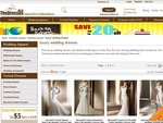 10% OFF +$10 OFF on Custom Tailored Wedding Dresses - Free Shipping @Thedresses.com