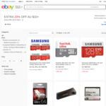 Samsung Evo+ MicroSD Card 32GB $9.99, 64GB $14.36 | SanDisk Ultra 32GB $8 + Free Shipping @ FFT eBay