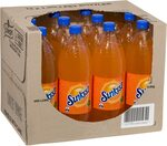 Sunkist | Sunkist Zero (Sold out) | Solo Zero (Sold out) 12x 1.25L $13.20 + Delivery ($0 with Prime/ $39 Spend) @ Amazon AU