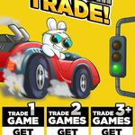 Get 10% to 30% Extra Store Credit When You Trade in 1 to 3 Games @ EB Games