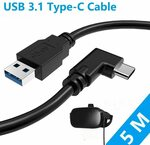 Proxima Direct 5M Oculus Quest Link Cable $39.09 Delivered @ Profits via Amazon AU