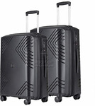 Southbound Escapade 2 Piece Luggage Set $195.99 Delivered (To Selected Metro Areas) @ Luggage Gear