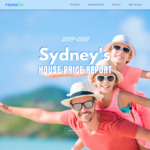 [NSW] Free Sydney House Price Report (Normally $79.99) @ Homeon