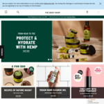 Free Lipstick (With Purchase Online (Sold Out), no Purchase Required in Store) @ The Body Shop