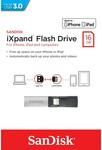 SanDisk IXpand IOS USB 3.0 16GB $29 (Save $19) @ Big W