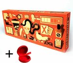 Secret Hitler Board Game w/ X1 Small Bag $35.99 + Delivery ($0 with Prime)  @ JCFUNAU via Amazon AU