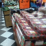 [NSW] Strawberries 2kg for $5 (4x 500g Punnets) @ Trimms, Penrith