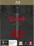 Berserk: The Golden Age Arc Movie Collection (Blu-Ray) $18.49 + $1.99 Standard Delivery (50% off) @ JB Hi-Fi