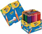 BIC Kids Pack of 288 Colouring Pencils $30 (58% off) + Delivery ($0 with Prime / $39+) @ Amazon AU