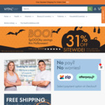 Extra 31% off Sitewide + Free Delivery over $50 @ VITAL Pharmacy Supplies