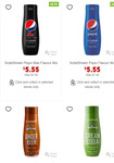 Sodastream Flavours Including Pepsi. Max etc. $5.55 (Normally $7.95) @ Target
