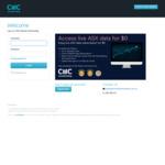 Free Live ASX Data @ CMC Markets