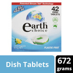 Earth Choice Dishwashing Tablets 42pk $11.30 @ Coles (or $10.17 via eBay with eBay Plus - Sold out)