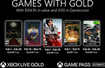 [XB1, XSX] Games with Gold February: Gears 5, Resident Evil (Remastered), Indiana Jones & The Emperors Tomb & More @ Xbox