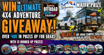 Win a Signature Campers Deluxe 2 Camper Trailer Worth $19,490 or 1 of 13 Minor Prizes from New Adventure Media