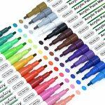 26 Colours Acrylic Paint Markers $17.99 (Orig. $32.99) + Delivery ($0 with Prime/ $39 Spend) @ Shuttle Art via Amazon AU