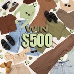 Win a $500 Voucher from City Beach
