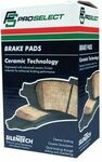 ProSelect Brake Pads from $11 C&C Clearance Stock Only @ Repco
