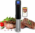 Inkbird Wi-Fi Precision Cooker Sous Vide 1000W $93.75 Delivered (Was $125) @ LerwayDirect Amazon AU