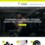 [VIC] Free Melbourne Metro Delivery on Hex Dumbbells, Barbells, Bumper Plates @ Streak Fitness