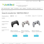 8BitDo Pro 2 Bluetooth Controller Switch Windows Android Mac Black/Classic $52.99 Delivered @ Jackdeal