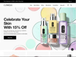 15% off Sitewide (Free Delivery with $50+ Order) @ Clinique