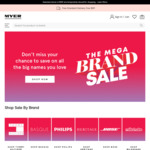 [VIC] Myer Knox Closing Down Sale: 60% off Kitchenware, 50% off Mens Fashion, 40% off Women's Footwear & Accessories