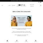 Win a $900 Eyewear Voucher & $100 Clothing Pack from OTIS Eyewear